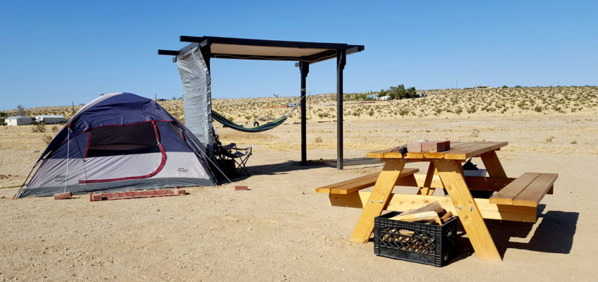 All-Inclusive Camping Gear Rental
